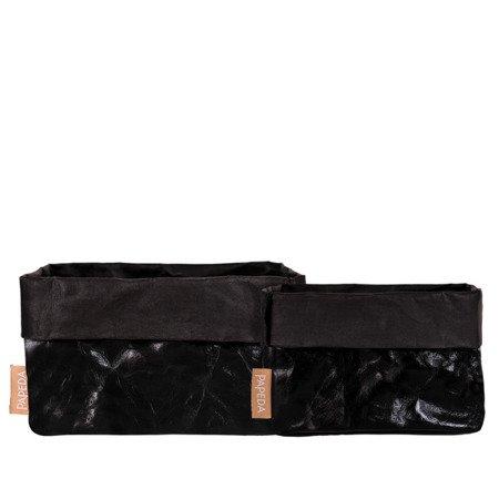 Organizer kolor czarny rozmiar  L wymiary 15 cm x 21 cm x 13 cm