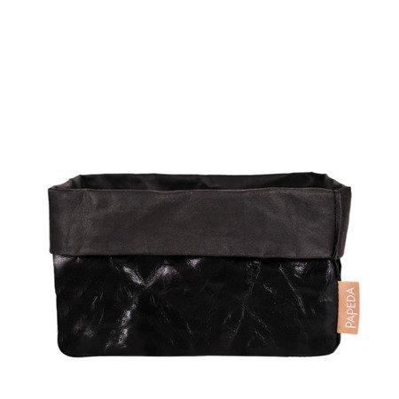 Organizer kolor czarny rozmiar  M wymiary 11 cm x 17 cm x 11 cm